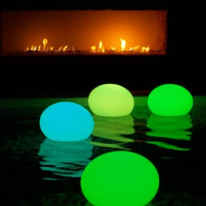 lighting, modular, modern, bright, balls, floating